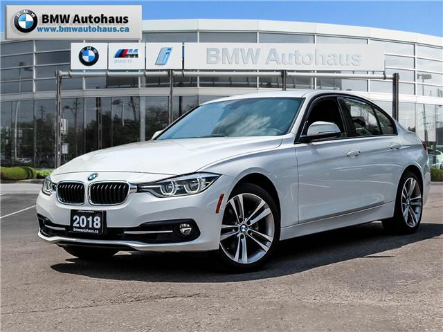 2018 BMW 330i xDrive (Stk: P8937) in Thornhill - Image 1 of 28