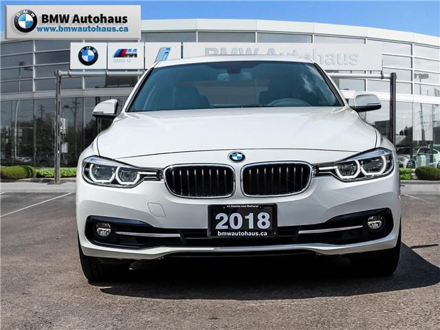 2018 BMW 330i xDrive (Stk: P8937) in Thornhill - Image 2 of 28