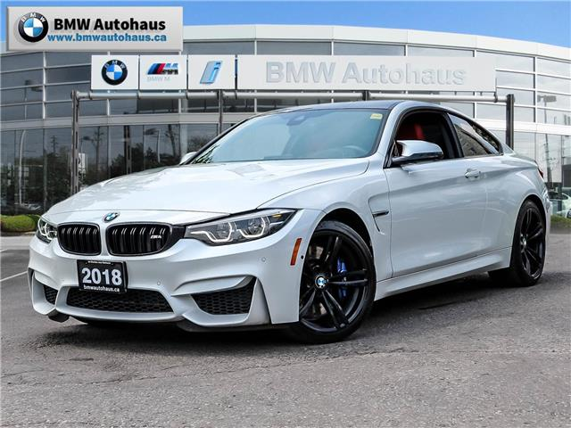 2018 BMW M4 Base (Stk: P8972) in Thornhill - Image 1 of 22