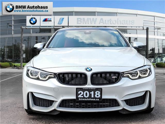 2018 BMW M4 Base (Stk: P8972) in Thornhill - Image 2 of 22