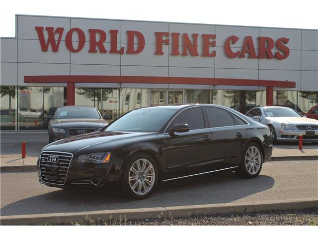 2013 Audi A8 4.0T Premium (Stk: 16840) in Toronto - Image 1 of 27