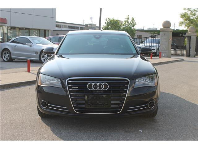 2013 Audi A8 4.0T Premium (Stk: 16840) in Toronto - Image 2 of 27