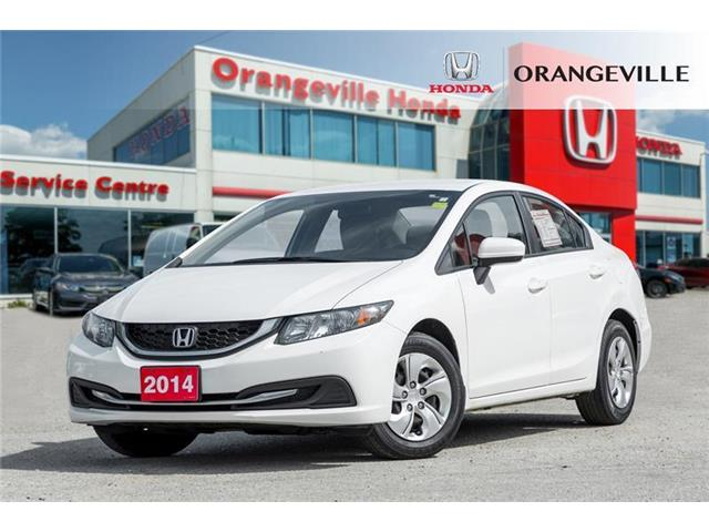 2014 Honda Civic LX (Stk: F19104A) in Orangeville - Image 1 of 18