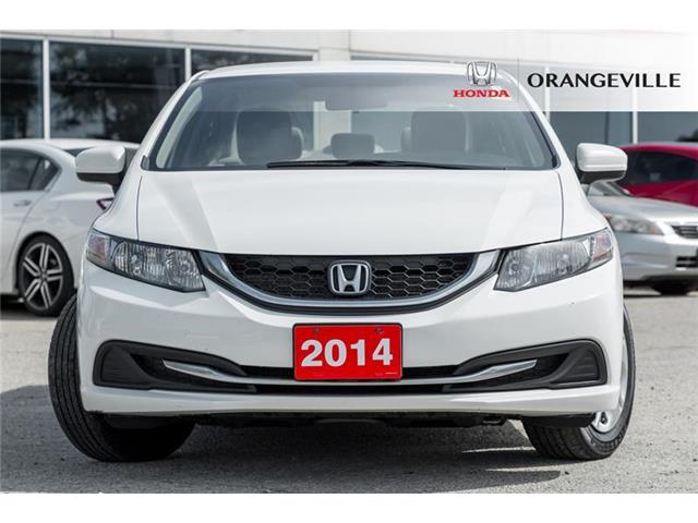2014 Honda Civic LX (Stk: F19104A) in Orangeville - Image 2 of 18