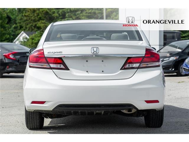 2014 Honda Civic LX (Stk: F19104A) in Orangeville - Image 6 of 18