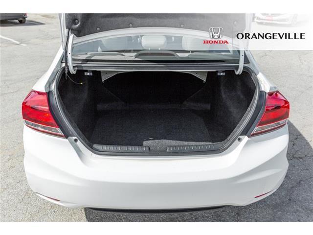 2014 Honda Civic LX (Stk: F19104A) in Orangeville - Image 7 of 18