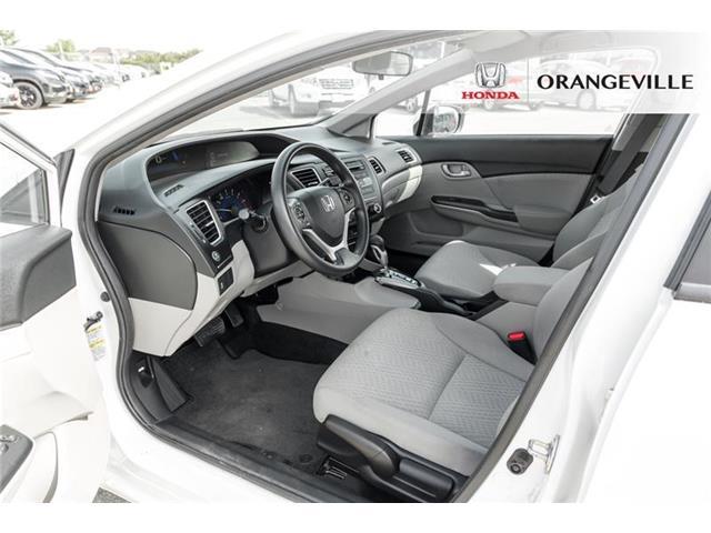 2014 Honda Civic LX (Stk: F19104A) in Orangeville - Image 8 of 18