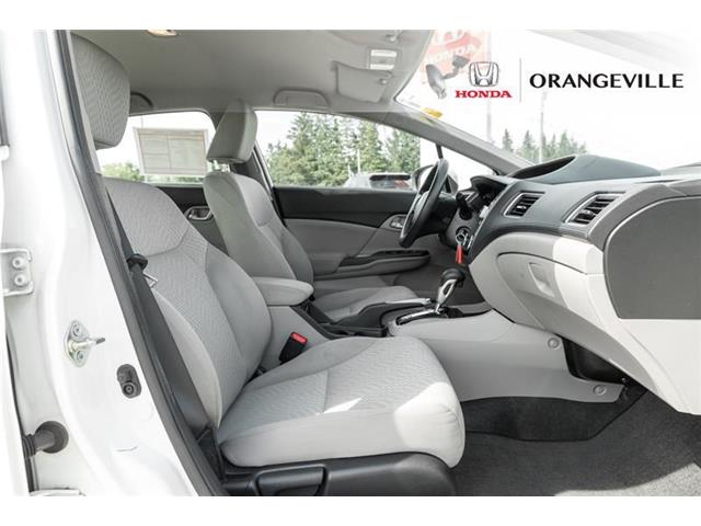 2014 Honda Civic LX (Stk: F19104A) in Orangeville - Image 15 of 18