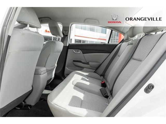 2014 Honda Civic LX (Stk: F19104A) in Orangeville - Image 16 of 18