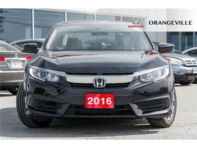 2016 Honda Civic EX (Stk: U3158) in Orangeville - Image 2 of 21