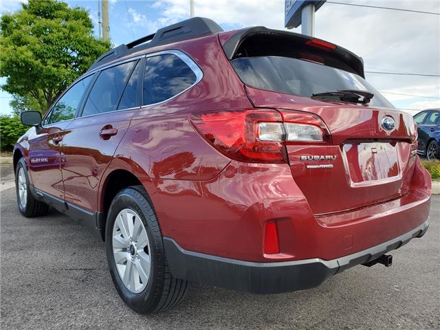 2016 Subaru Outback 3.6R Touring Package (Stk: U3647LD) in Whitby - Image 3 of 25
