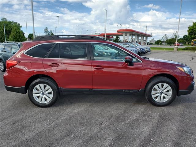 2016 Subaru Outback 3.6R Touring Package (Stk: U3647LD) in Whitby - Image 6 of 25