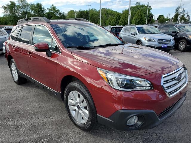 2016 Subaru Outback 3.6R Touring Package (Stk: U3647LD) in Whitby - Image 7 of 25