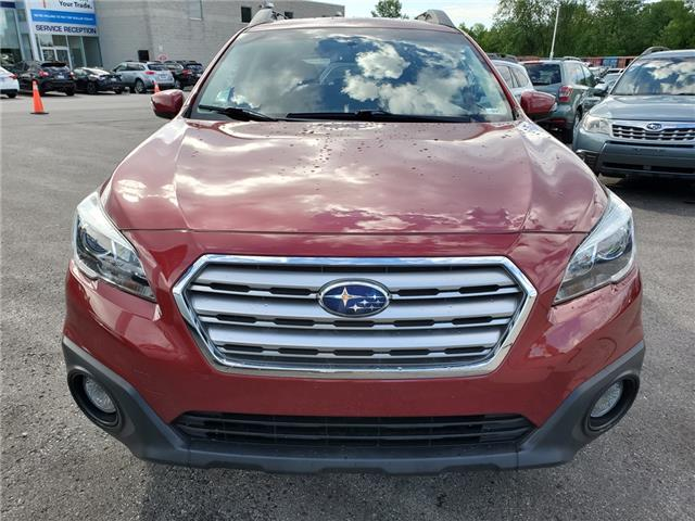 2016 Subaru Outback 3.6R Touring Package (Stk: U3647LD) in Whitby - Image 8 of 25