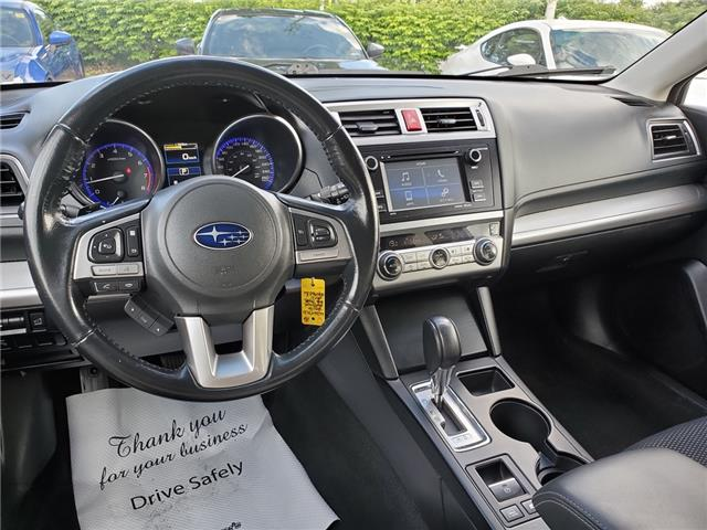 2016 Subaru Outback 3.6R Touring Package (Stk: U3647LD) in Whitby - Image 12 of 25