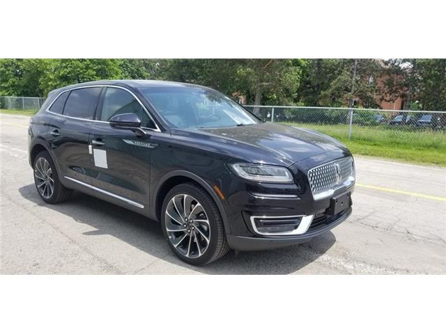 2019 Lincoln Nautilus Reserve (Stk: 19NS2179) in Unionville - Image 1 of 17