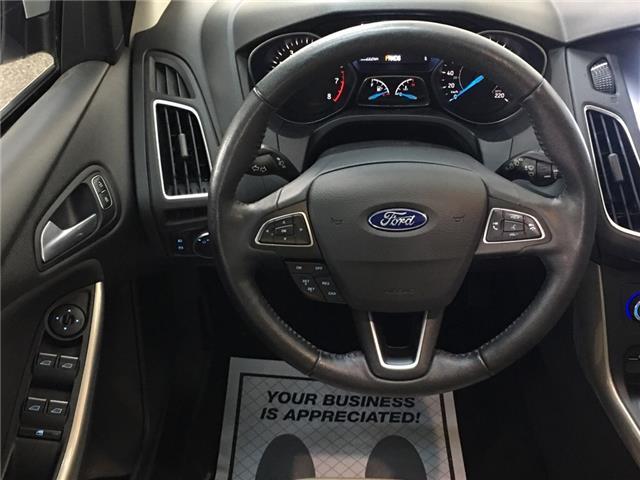 2016 Ford Focus Titanium (Stk: 35132W) in Belleville - Image 17 of 29