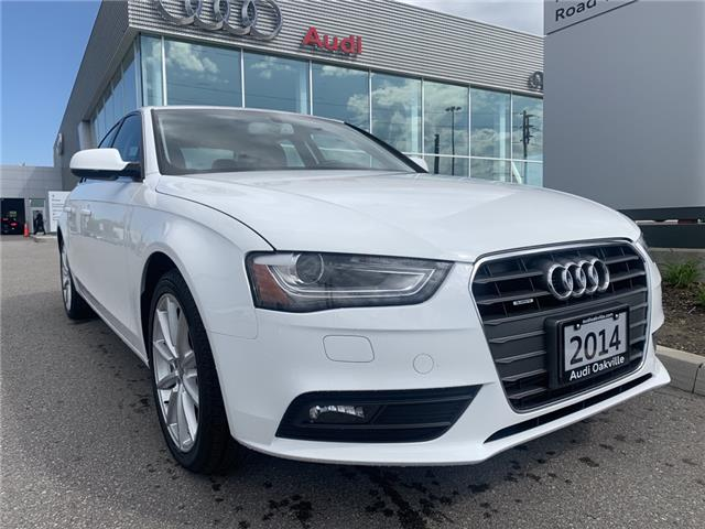 2014 Audi A4 2.0 Progressiv (Stk: B8606) in Oakville - Image 1 of 19