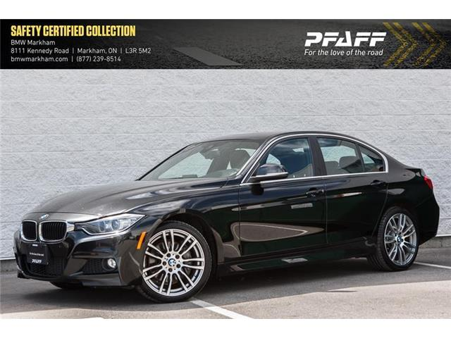 2015 BMW 335i xDrive (Stk: O12170) in Markham - Image 1 of 21