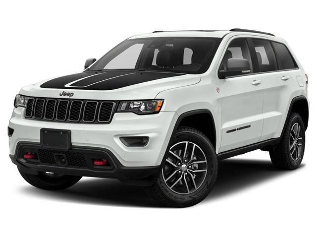 2018 Jeep Grand Cherokee Trailhawk (Stk: LF6993) in Surrey - Image 1 of 9