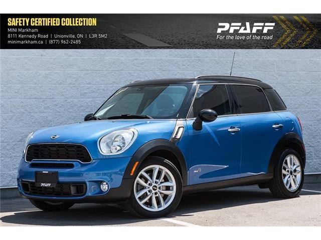 2014 MINI Countryman Cooper S (Stk: U12192) in Markham - Image 1 of 17
