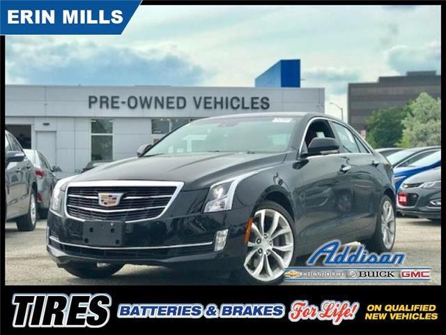 2015 Cadillac ATS 3.6L Performance (Stk: UM14430) in Mississauga - Image 1 of 5