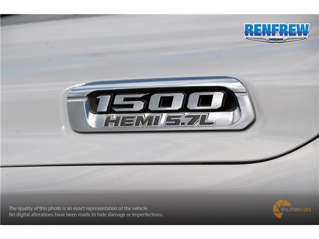 2019 RAM 1500 Big Horn (Stk: K268) in Renfrew - Image 7 of 20