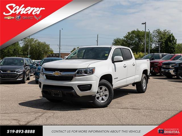 2019 Chevrolet Colorado WT (Stk: 193840) in Kitchener - Image 1 of 10