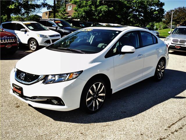 2014 Honda Civic Touring (Stk: 1509) in Orangeville - Image 2 of 18
