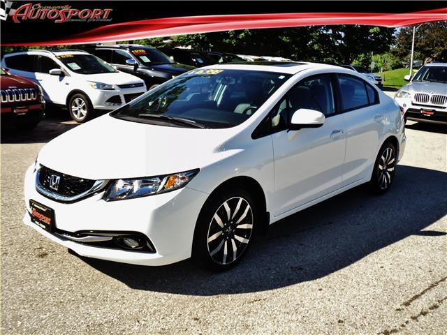 2014 Honda Civic Touring (Stk: 1509) in Orangeville - Image 1 of 18
