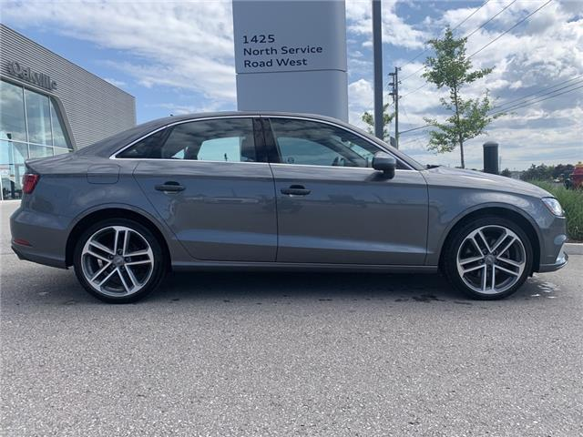 2018 Audi A3 2.0T Progressiv (Stk: 49804) in Oakville - Image 2 of 21