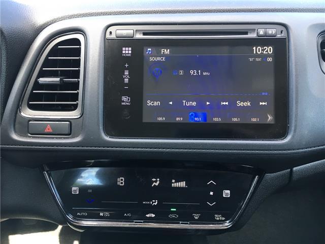 2016 Honda HR-V LX (Stk: U16618) in Barrie - Image 2 of 22