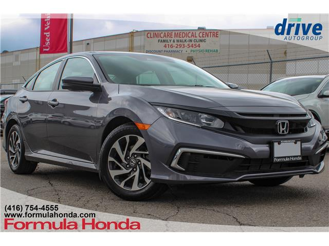2019 Honda Civic EX (Stk: 19-0242D) in Scarborough - Image 1 of 26