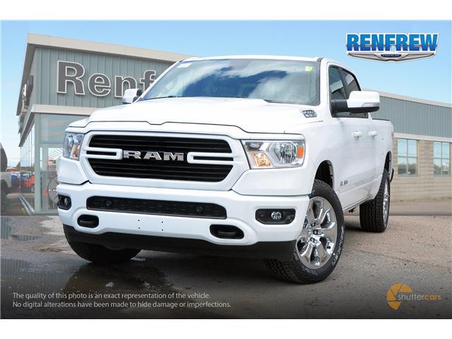 2019 RAM 1500 Big Horn (Stk: K268) in Renfrew - Image 1 of 20