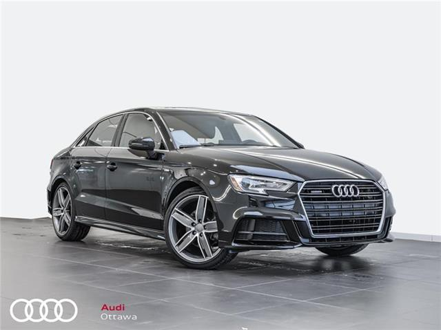2018 Audi A3 2.0T Progressiv (Stk: PA551) in Ottawa - Image 1 of 18