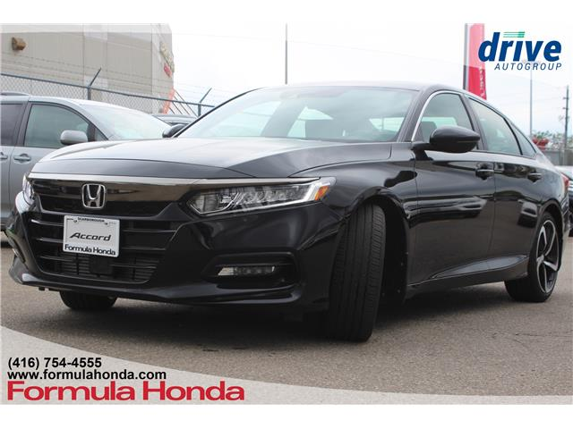 2019 Honda Accord Sport 1.5T (Stk: 19-0322D) in Scarborough - Image 4 of 28