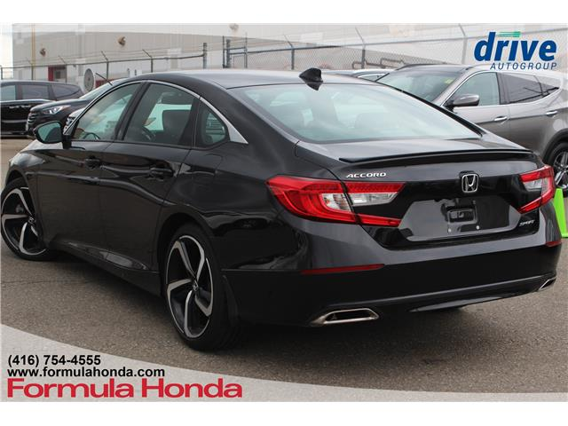 2019 Honda Accord Sport 1.5T (Stk: 19-0322D) in Scarborough - Image 5 of 28