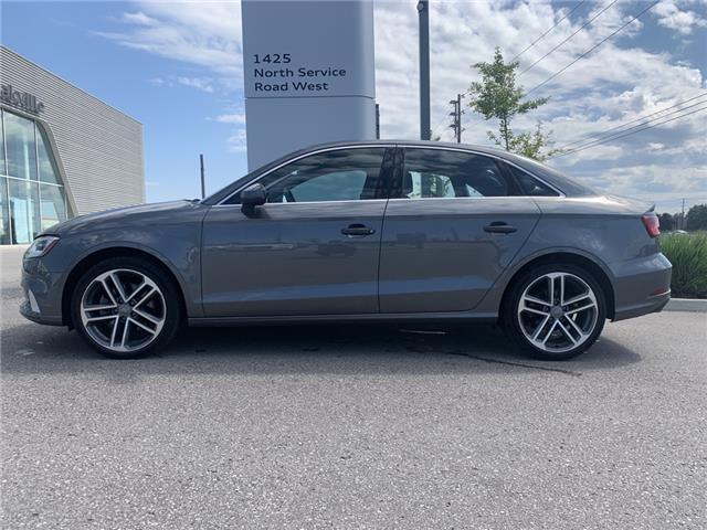 2018 Audi A3 2.0T Progressiv (Stk: 49804) in Oakville - Image 7 of 22