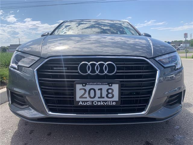 2018 Audi A3 2.0T Progressiv (Stk: 49804) in Oakville - Image 9 of 22