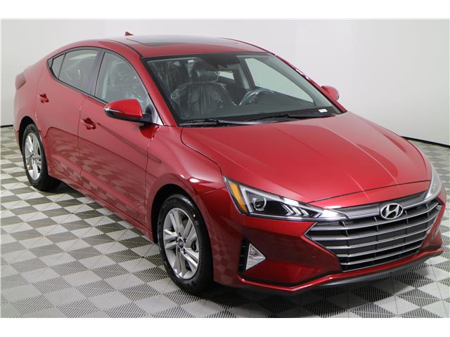 2020 Hyundai Elantra Preferred w/Sun & Safety Package (Stk: 194661) in Markham - Image 1 of 22