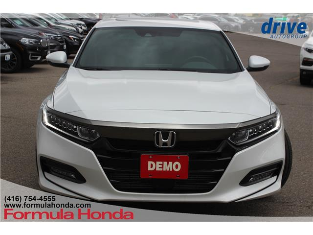 2019 Honda Accord Sport 1.5T (Stk: 19-0386D) in Scarborough - Image 3 of 31