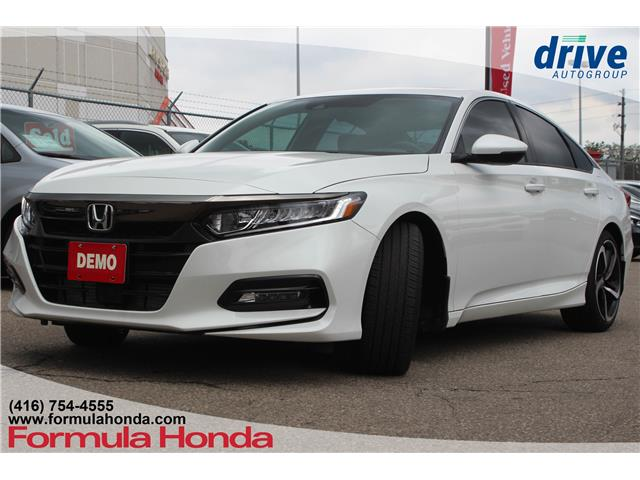 2019 Honda Accord Sport 1.5T (Stk: 19-0386D) in Scarborough - Image 4 of 31