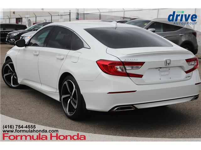 2019 Honda Accord Sport 1.5T (Stk: 19-0386D) in Scarborough - Image 5 of 31
