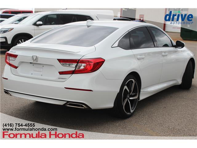 2019 Honda Accord Sport 1.5T (Stk: 19-0386D) in Scarborough - Image 7 of 31