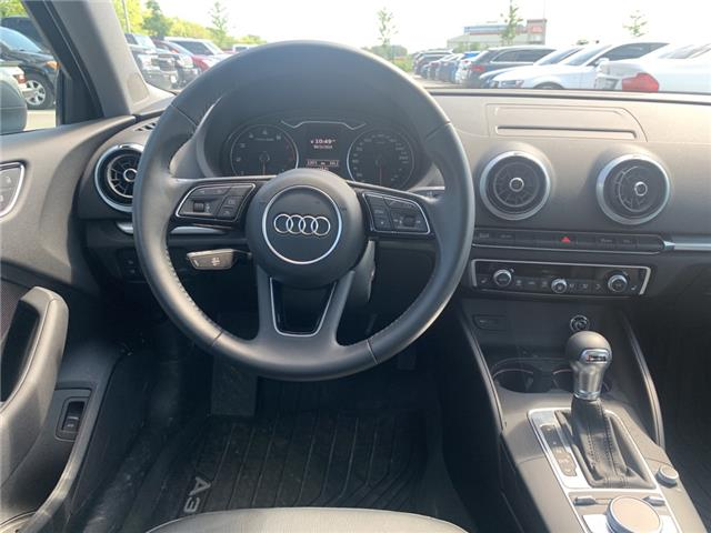 2018 Audi A3 2.0T Progressiv (Stk: 49804) in Oakville - Image 22 of 22