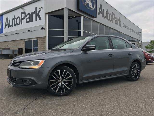 2013 Volkswagen Jetta 2.0 TDI Highline (Stk: 13-42652JB) in Barrie - Image 1 of 23