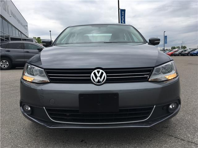 2013 Volkswagen Jetta 2.0 TDI Highline (Stk: 13-42652JB) in Barrie - Image 2 of 23