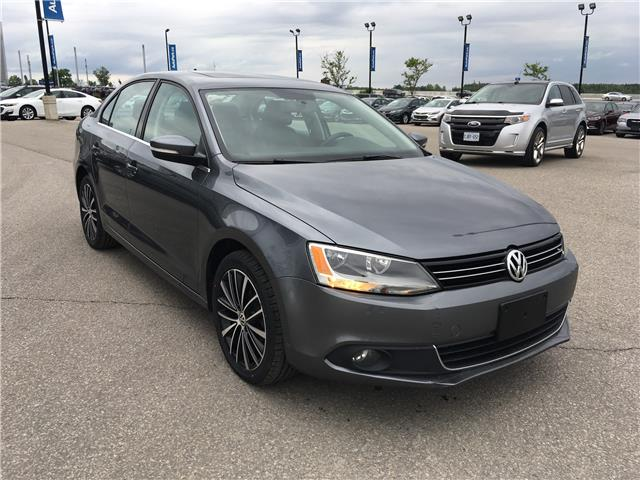 2013 Volkswagen Jetta 2.0 TDI Highline (Stk: 13-42652JB) in Barrie - Image 3 of 23