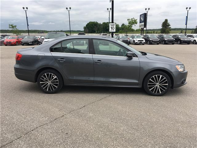 2013 Volkswagen Jetta 2.0 TDI Highline (Stk: 13-42652JB) in Barrie - Image 4 of 23