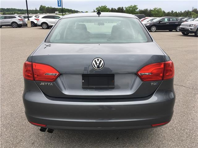 2013 Volkswagen Jetta 2.0 TDI Highline (Stk: 13-42652JB) in Barrie - Image 6 of 23